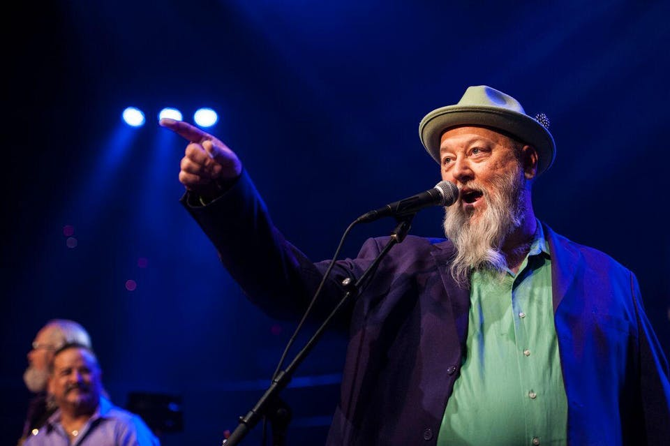 Kevin Russell (of Shinyribs) & Friends - Late Show
