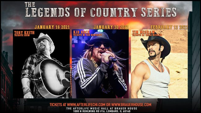 Toby Keith Tribute Live show & Live Stream Concert