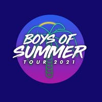 BOYS OF SUMMER TOUR - Summer Edition