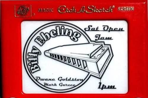 Saturday Open Jam Hosted by Billy Ebeling