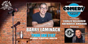 Barry Laminack & Friends Comedy Show