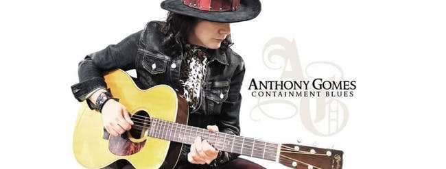 Anthony Gomes Live at Brauer House - Intimate Setting show!