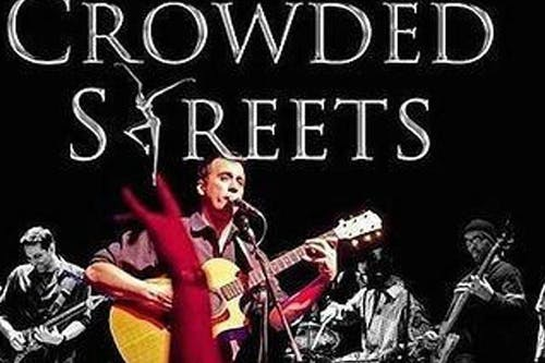 The Dave Matthews Experience - Crowded Streets Saturday!