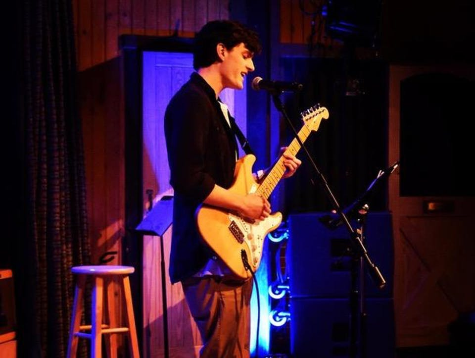 A Song & A Slice (Indoors + Distanced!): Zack Whisler