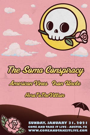 THE SOMA CONSPIRACY