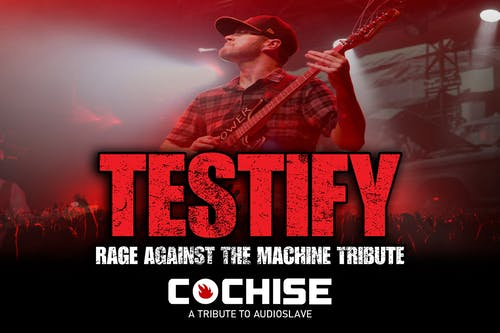Testify (Rage Against The Machine Tribute)
