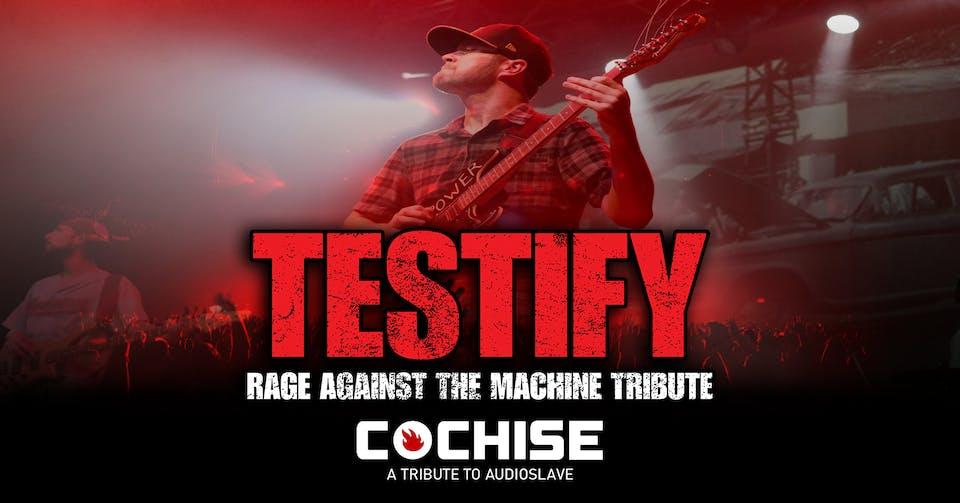 Testify (Rage Against The Machine Tribute)