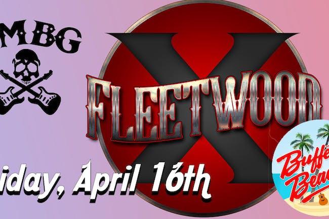 Fleetwood X with Buffet Beach