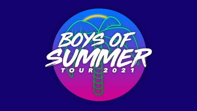 Boys Of Summer Tour 2021