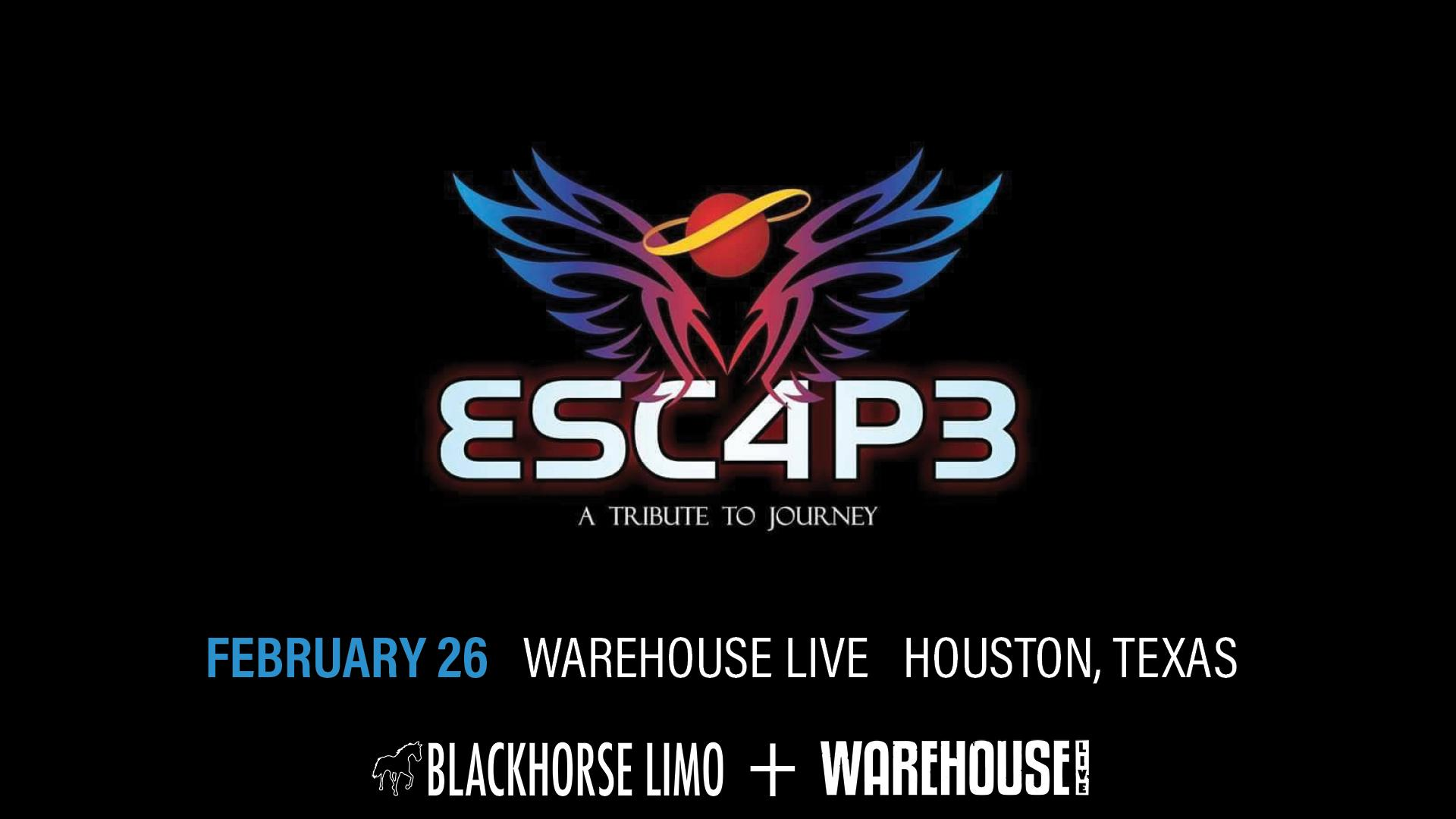 ESCAPE (A TRIBUTE TO JOURNEY) / TEXAS EAGLES (TRIBUTE TO THE EAGLES)