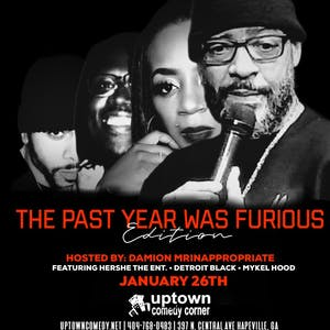Inappropriate Nights Presents: The Past & The Furious