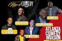 Atlanta Comedy Invasion Part II