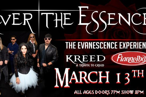 Ever The Essence: The Evanescence Experience - RESCHEDULED