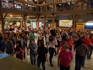 Free Line Dancing & Lessons