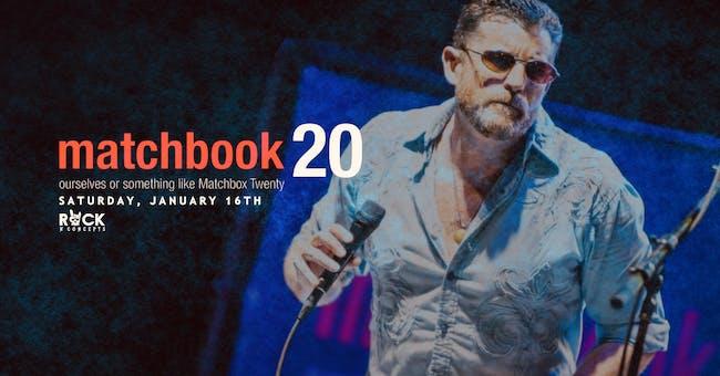 Matchbook 20 [4-Ticket Minimum]
