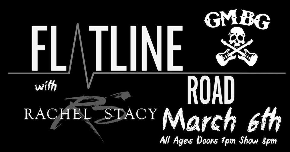 Flatline Road with Rachel Stacy Band