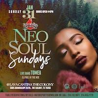 NEO SOUL SUNDAYS feat Tomea & Nem