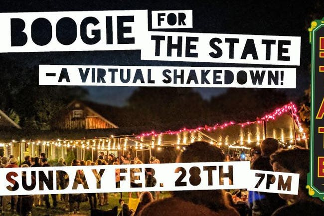 BOOGIE for the State – A Virtual Shakedown