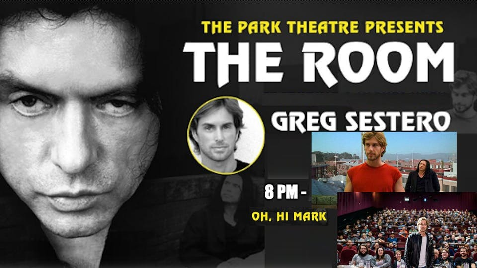 The Room - With Greg Sestero Live - Night 1