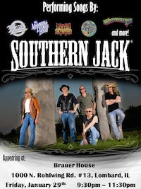 Southern Jack + Rick Lindy & The Wild Ones Live!