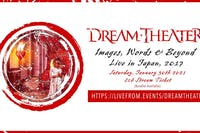 Dream Theater - Images, Words & Beyond - Live in Japan 2017