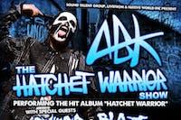 ABK: The Hatchet Warrior - Livestream