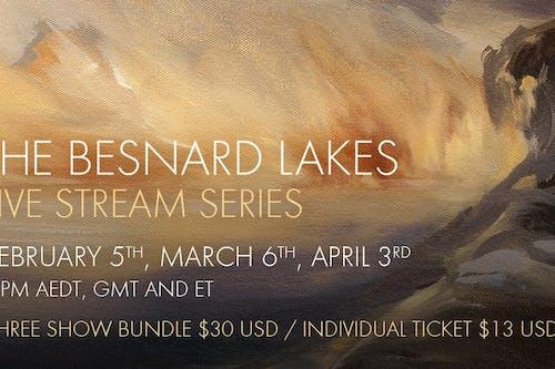 The Besnard Lakes - Livestream Series