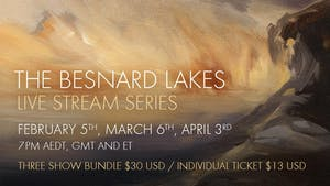 The Besnard Lakes - Livestream Series