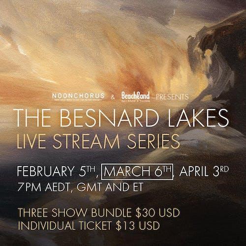 The Besnard Lakes - Livestream