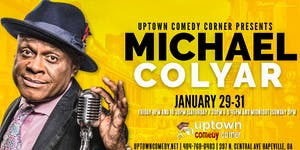The Late Show w/Michael Colyar,  Hosted by DeMakco