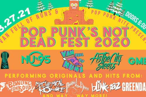 Pop Punk's Not Dead Fest 2020