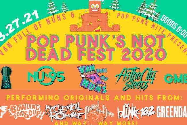 Pop Punk's Not Dead Fest 2020