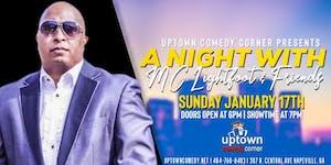 Online Event: A Night with MC Lightfoot & Friends