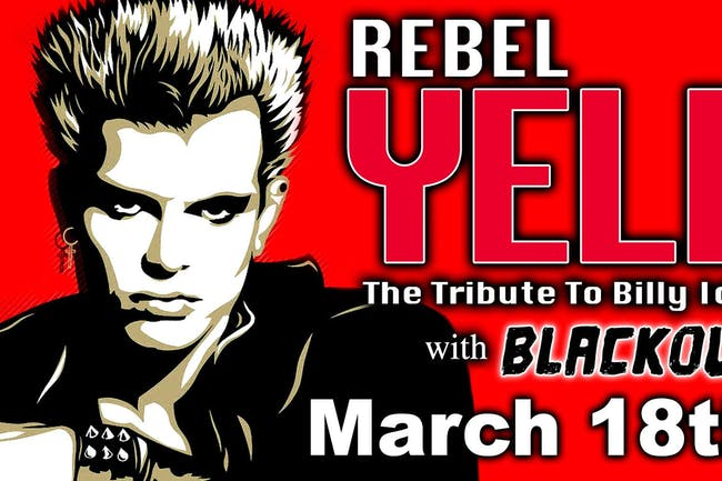 Rebel Yell - The Tribute To Billy Idol