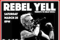 REBEL YELL - The Tribute to BILLY IDOL !