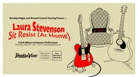 LAURA STEVENSON - Live Stream Performance