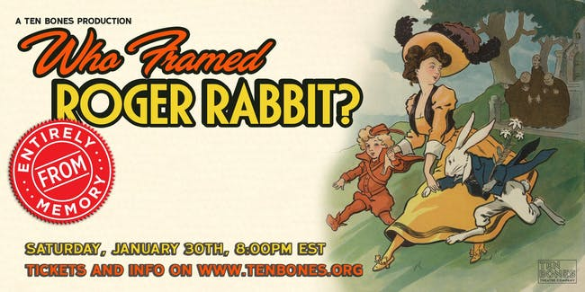 Who Framed Roger Rabbit Entirely From Memory