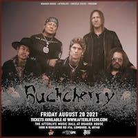 Buckcherry Live in the Afterlife Music Hall at Brauer House