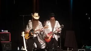 Cheap Sunglasses Band - A Tribute to ZZ Top