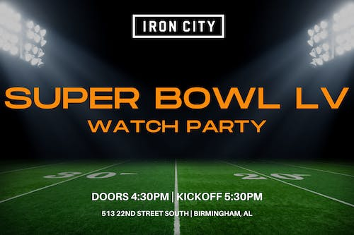 Super Bowl LV Watch Party
