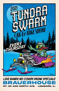 Tundra Swarm Car & Motorcycle show W/ Live Music By Cash O'Riley