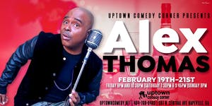 Alex Thomas Live
