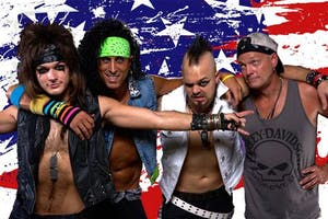 VELCRO PYGMIES, HOLD ON HOLLYWOOD, LOVE IS WAR