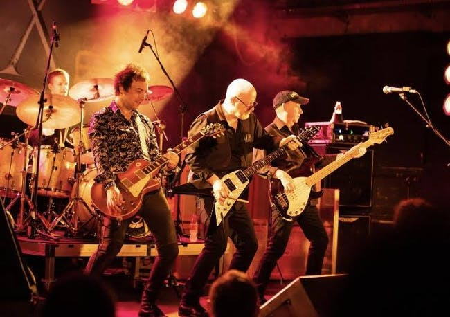 Wishbone Ash - Late To The Party! USA 50th Anniversary Tour