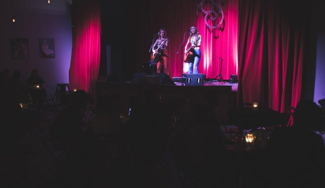 Danni & Kris at The Post