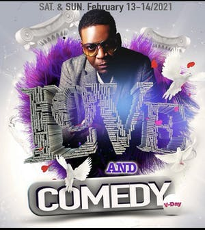Majah Hype Presents Love & Comedy Tour