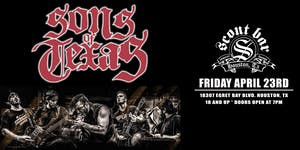 Sons Of Texas - show has been moved to Friday June 11th