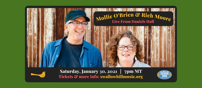 Mollie O'Brien & Rich Moore - Live From Daniels Hall