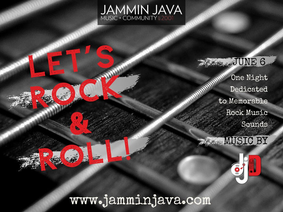(Outdoors!) A Song & A Slice: Rock N' Roll Jams with DJ D