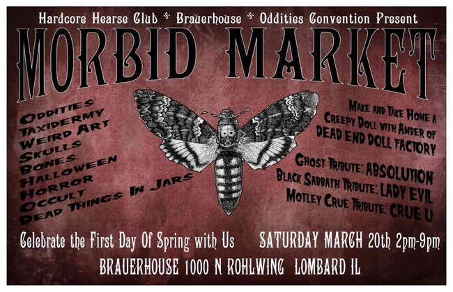 The Morbid Oddities Market